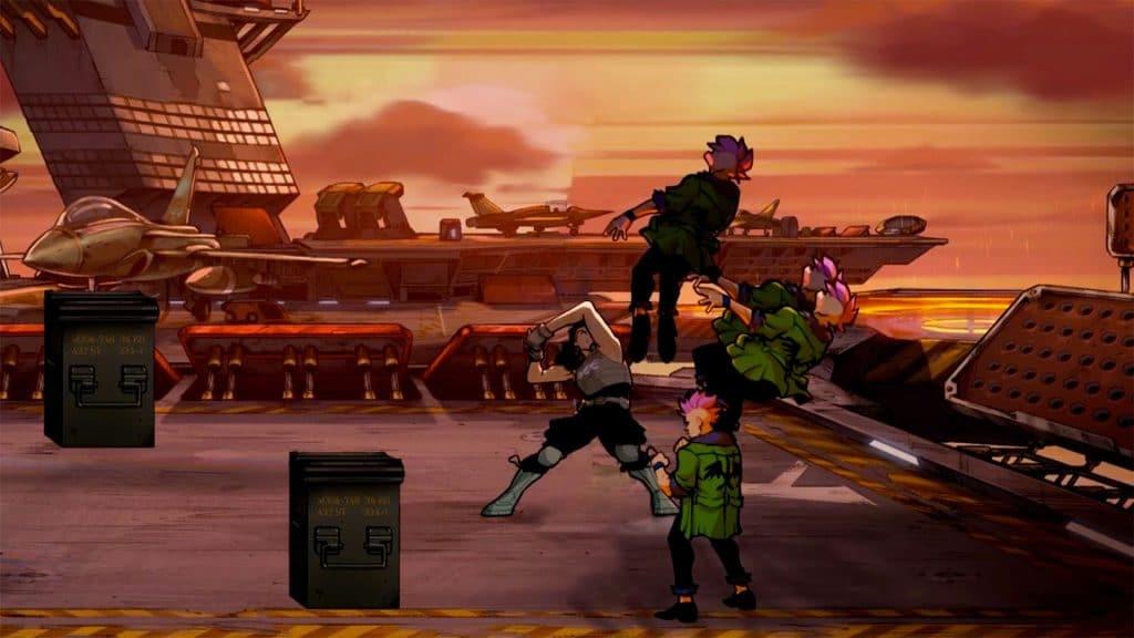 Streets Of Rage 4 Dlc 5