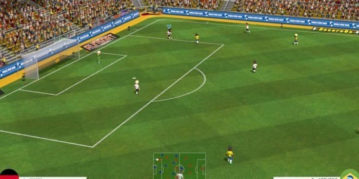 Super Soccer Blast America Europe