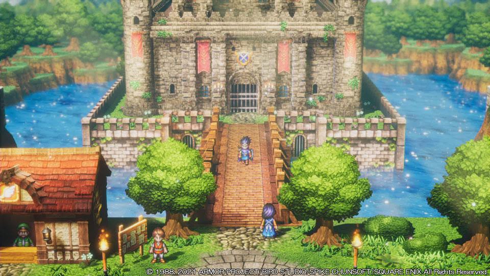Dragon Quest Iii Hd 2d Remake Screenshot