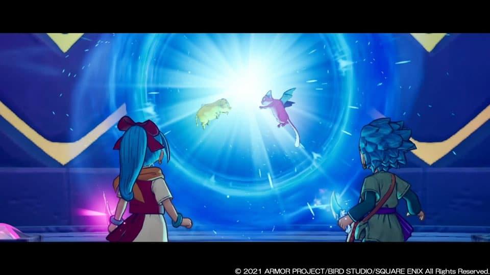 Dragon Quest Treasures Screenshot1