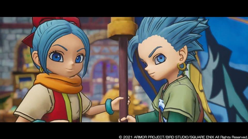 Dragon Quest Treasures Screenshot2