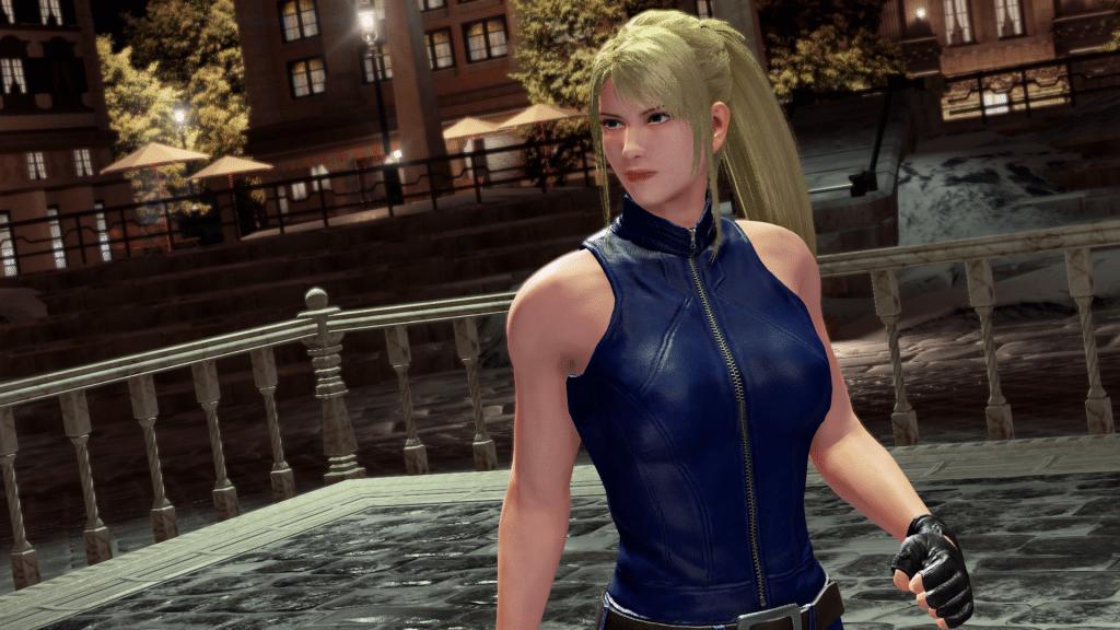 Virtua Fighter 5 Ultimate Showdown Character Screenshot Sarah