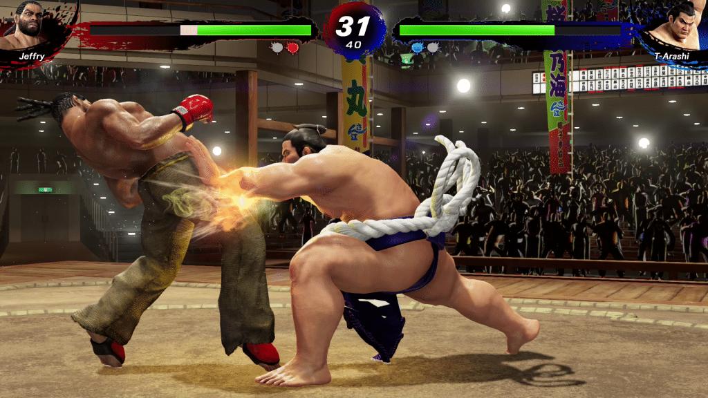 Virtua Fighter 5 Ultimate Showdown Gameplay Screenshot 2