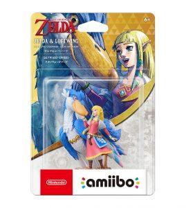 Amiibo Zelda Celestrier Pack