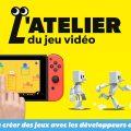 Atelier Du Jeu Video