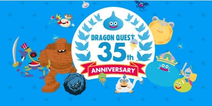 Dragon Quest 35 Ans