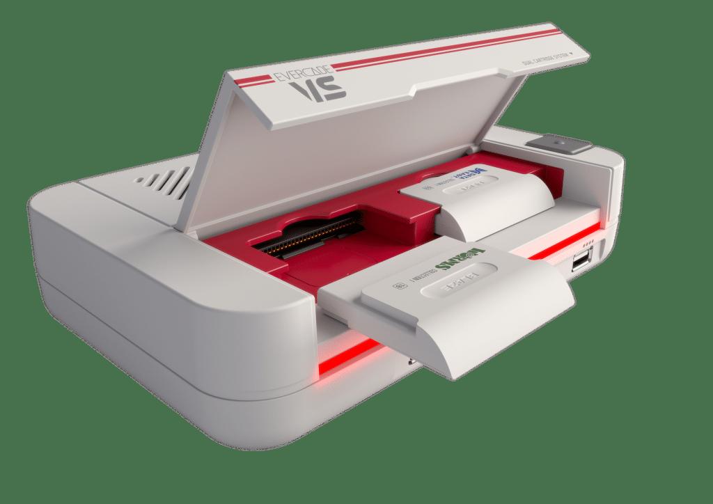 Evercade Vs 2 F1 Product