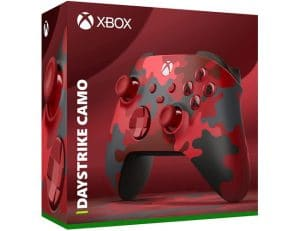 Manette Xbox Series X Daystrike Camo Pack