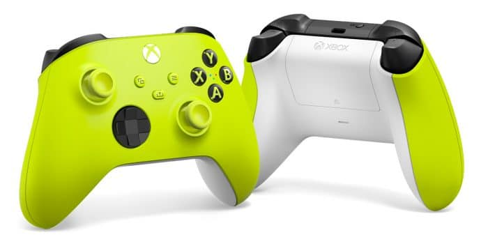 Manette Xbox Series X Electric Volt