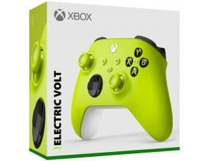 Manette Xbox Series X Electric Volt Pack