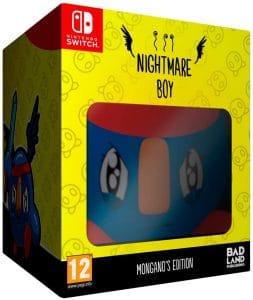 Nightmare Boy Mongano Edition