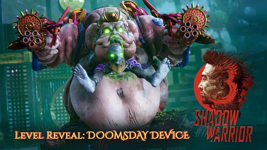 Shadow Warrior 3 Doomsday Device