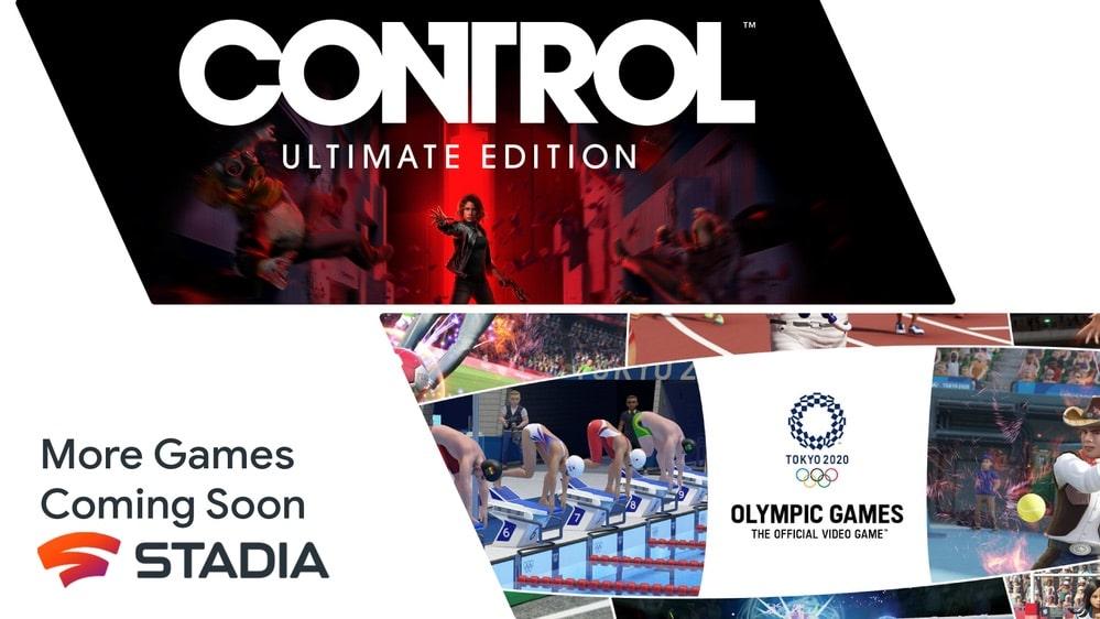Stadia Control Olympics Tokyo