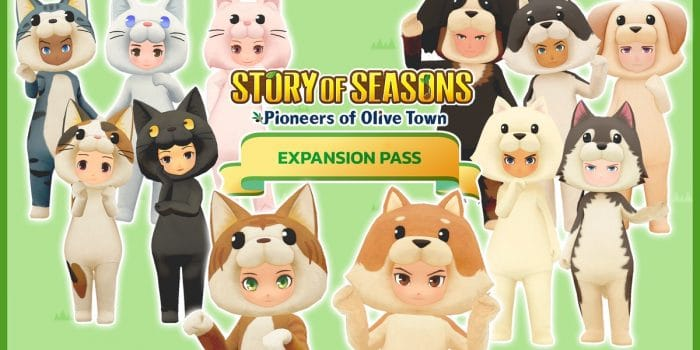 Story Of Seasons Friends Of Olive Town Pass
