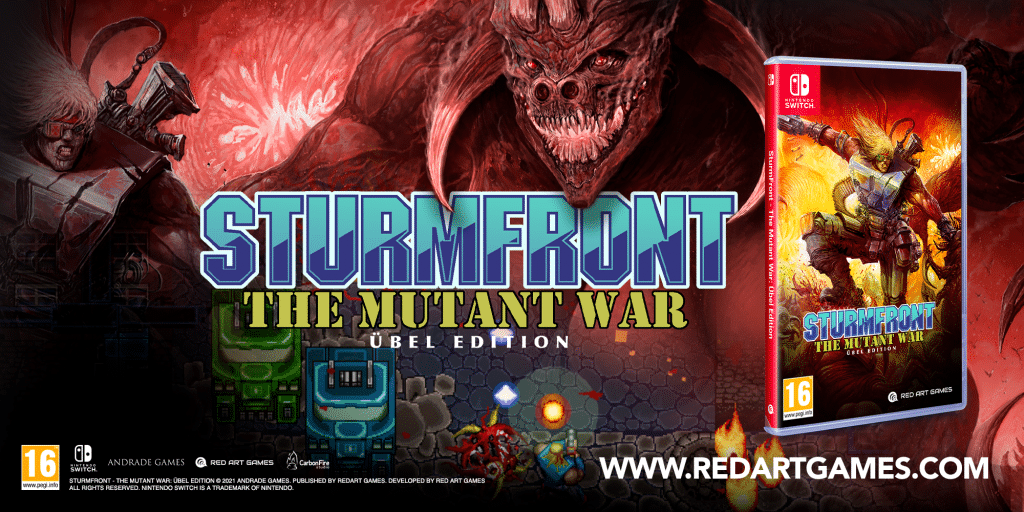 Sturmfront Redartgames