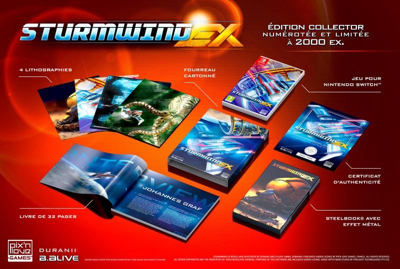 Sturmwind Ex Edition Collector