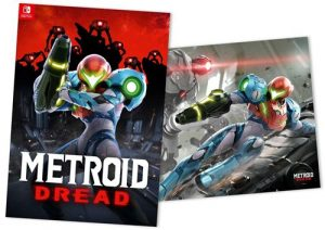 Poster Metroid A2
