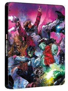 Steelbook Guardians Galaxy