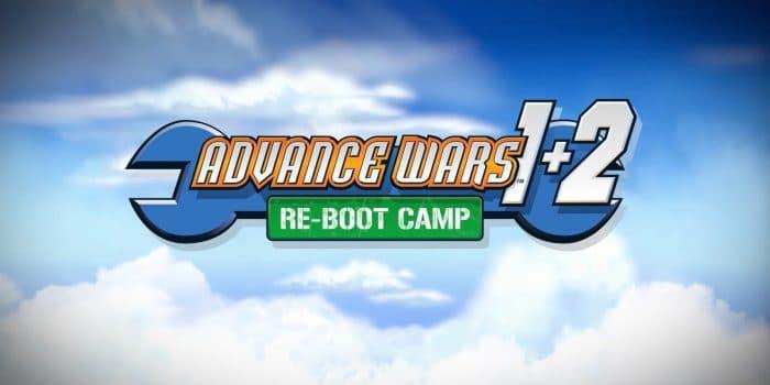 Advance Wars 1 2 Reboot Camp