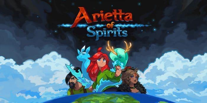Arietta Of Spirits Final