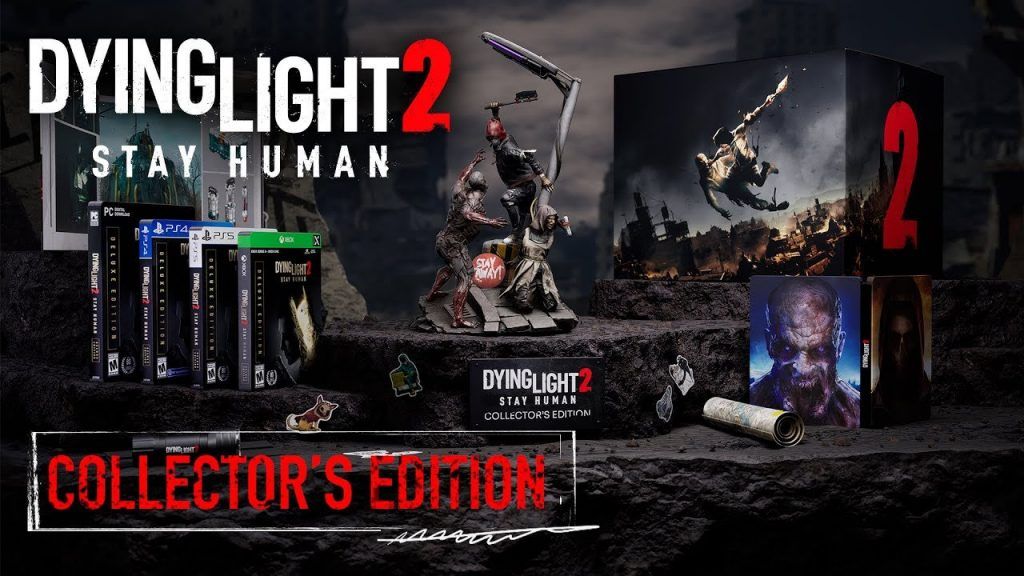 Dying Light 2 Edition Collector