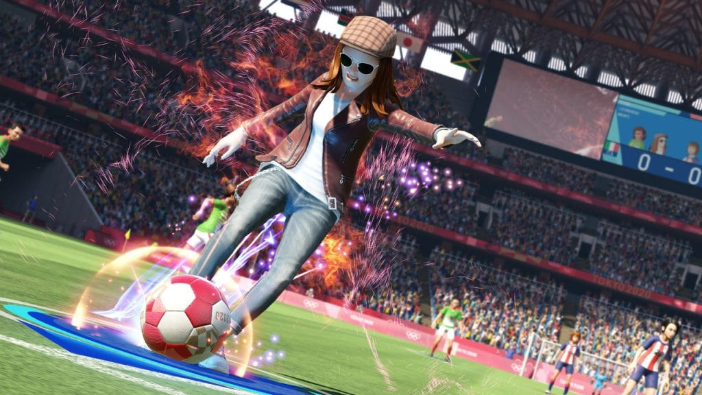 Jeux Olympiques De Tokyo 2020 Screen 01
