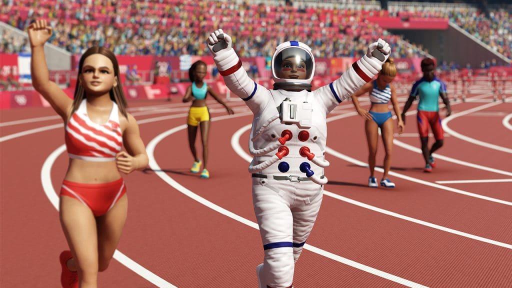 Jeux Olympiques De Tokyo 2020 Screen 02