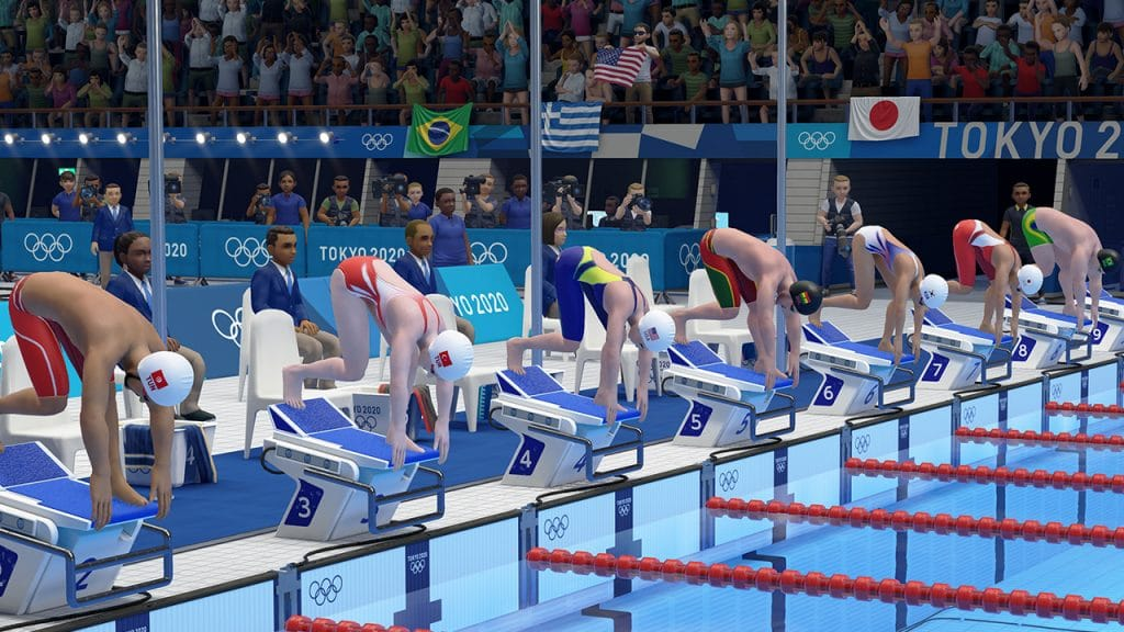 Jeux Olympiques De Tokyo 2020 Screen 05