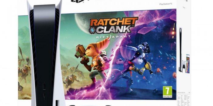 PS5 Ratchet Clank