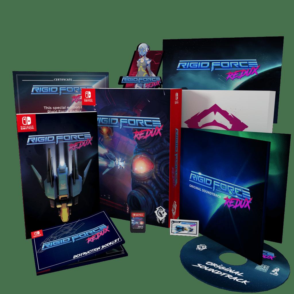 Rigid Force Redux Edition Limitee
