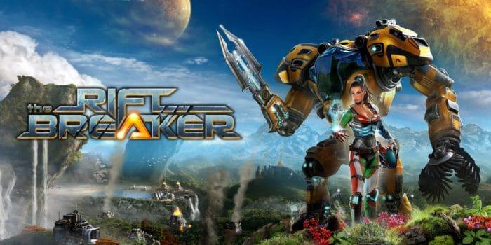 The Riftbreaker