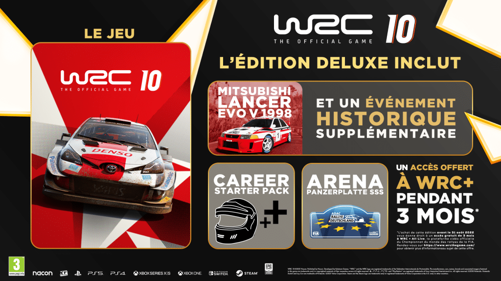 Wrc 10 Edition Deluxe