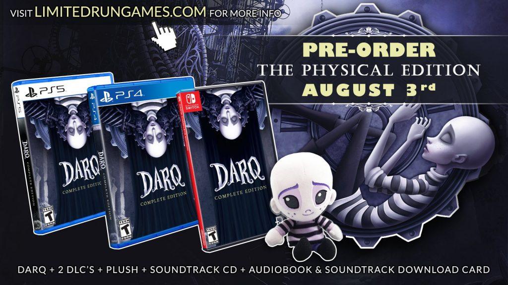 Darq Complete Edition Lrg