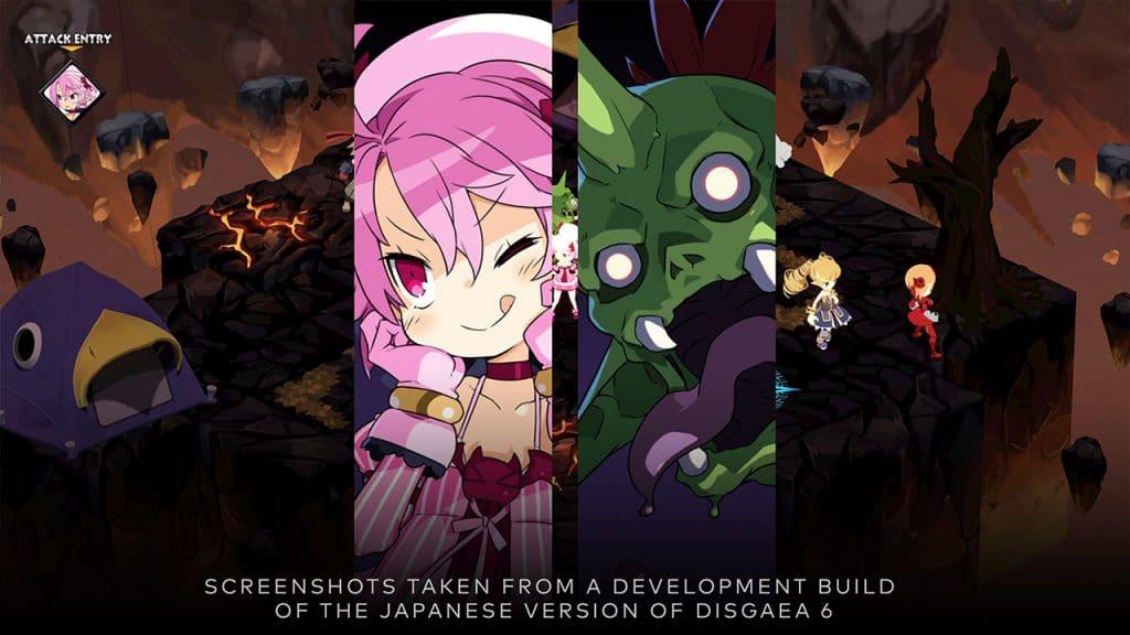 Disgaea 6 Screen 04