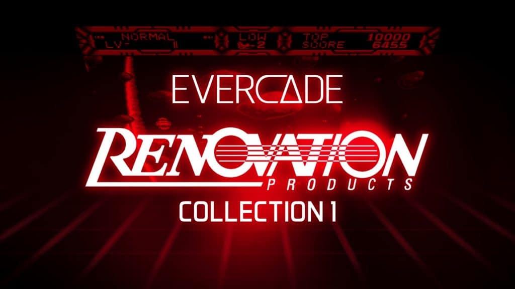 Evercade Renovation Collection 1