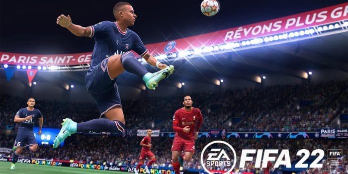 FIFA 22 Psg