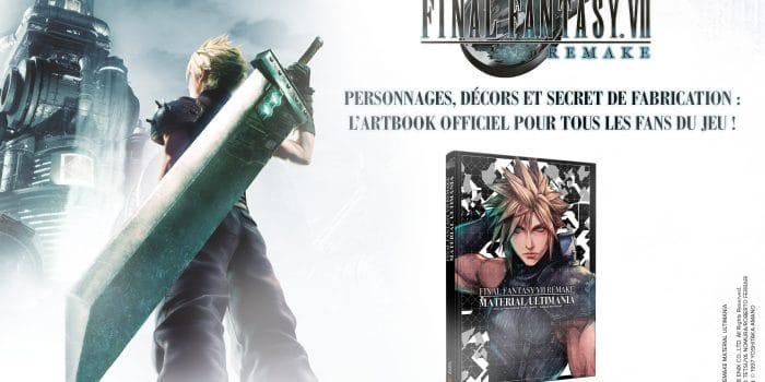 Final Fantasy Vii Remake Book
