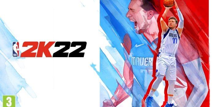 NBA 2k22 Logo