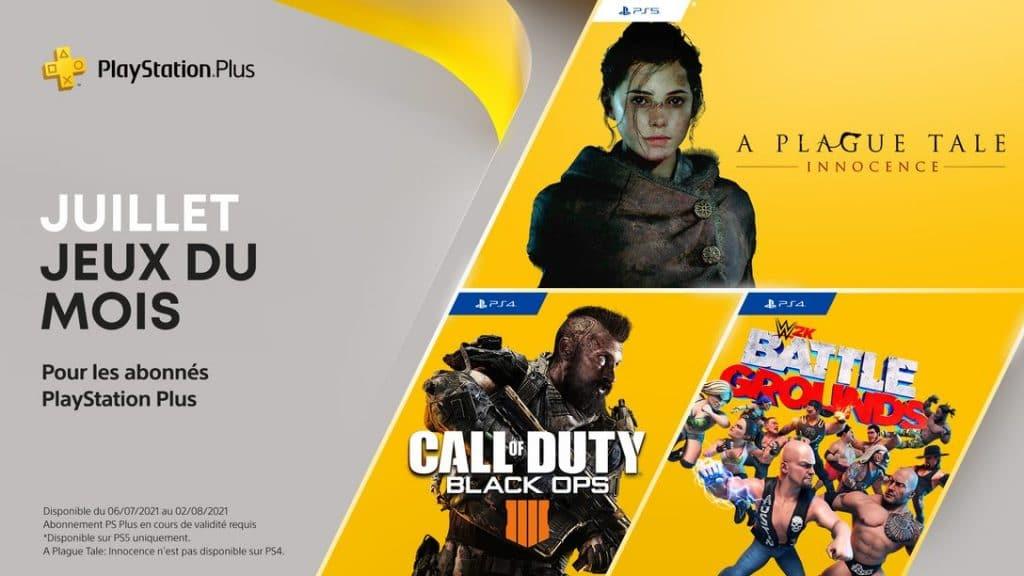 Playstation Plus 2021 07