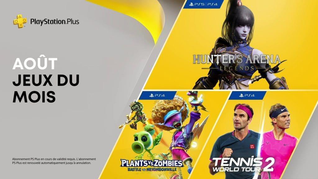 Playstation Plus 2021 08