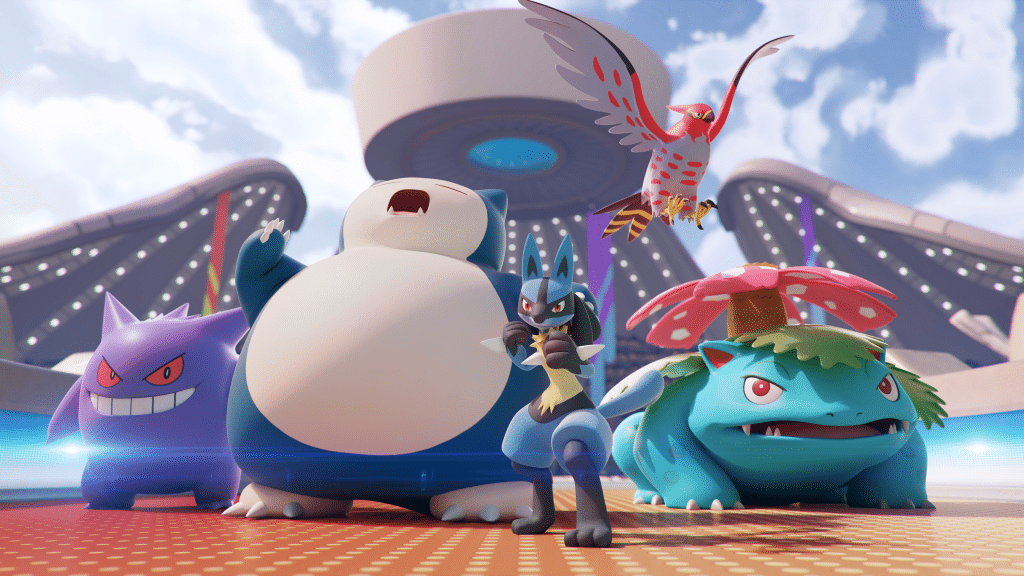 Pokemon Unite Team Up. Take Down Screenshot 2