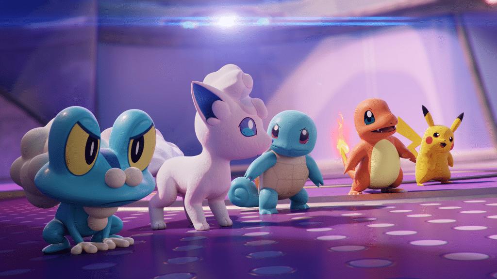Pokemon Unite Team Up. Take Down Screenshot 5