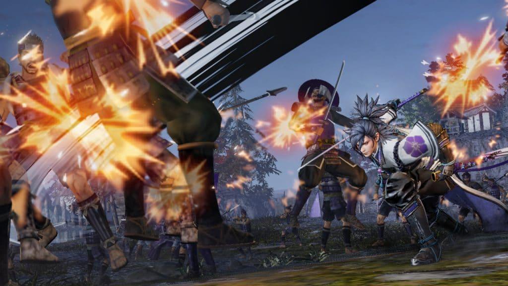 Samurai Warriors 5 Screen 02