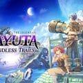 The Legend Of Nayuta Boundless Trails Art