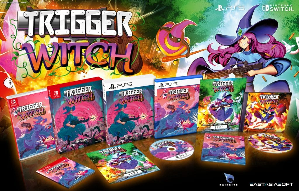 Trigger Witch Edition Limitee