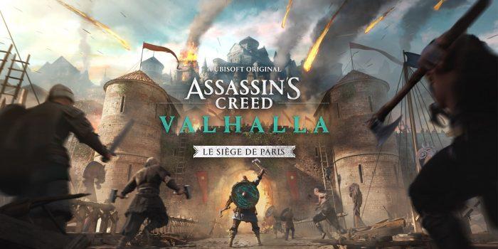 Assassins Creed Valhalla Dlc 2 Siege De Paris
