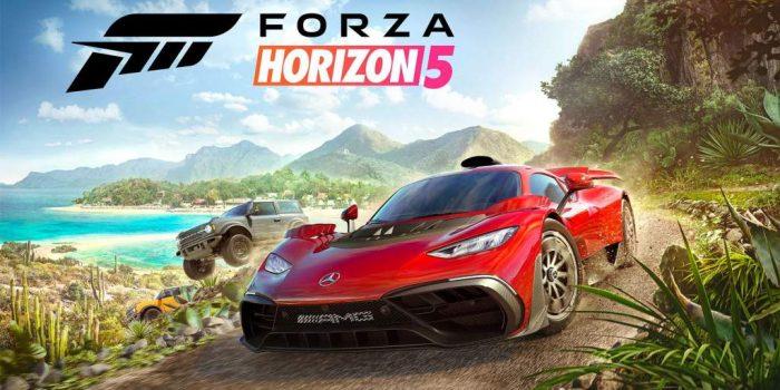 Forza Horizon 5 Keyart