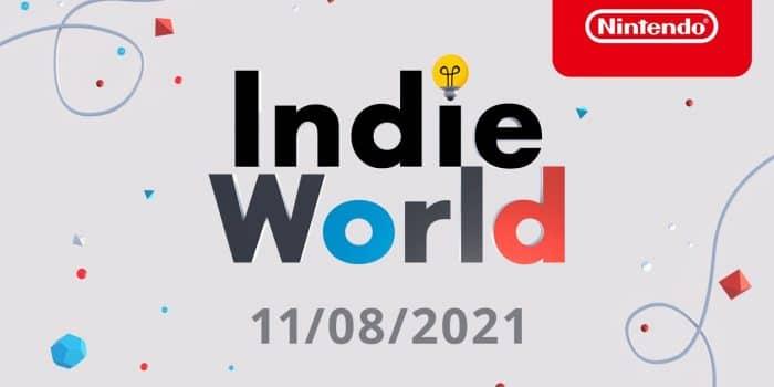 Indie World 20210811