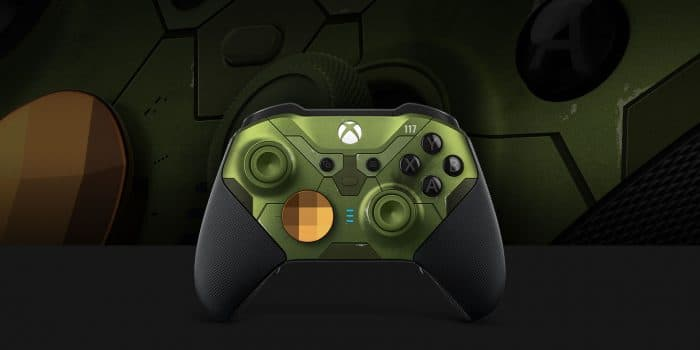 Manette Xbox Elite Series 2 Halo Infinite
