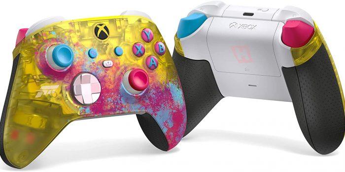 Manette Xbox Series Forza Horizon 5 Beautyshot